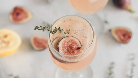Fig Mocktail
